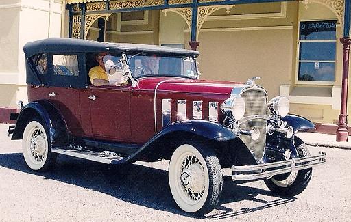 1932 Tourer