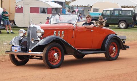 1933 Roadster