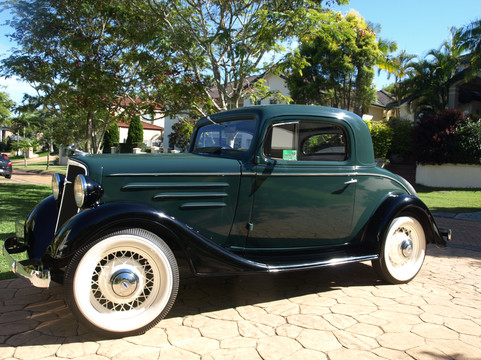 1934 Coupe