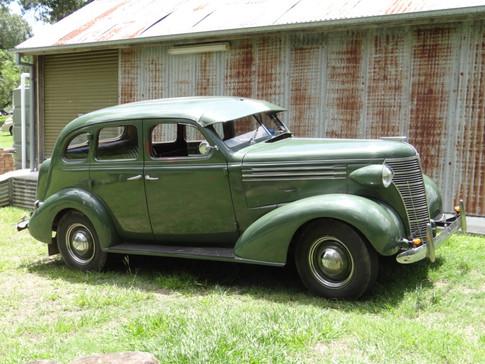 1938 Sedan