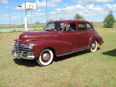 1948 sedan