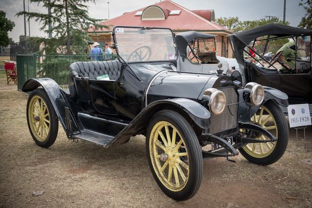 "1914 Chevrolet ""Royal Mail"""