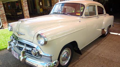 1953 sedan