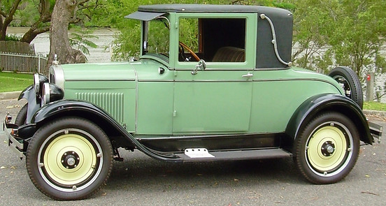 1927 Coupe