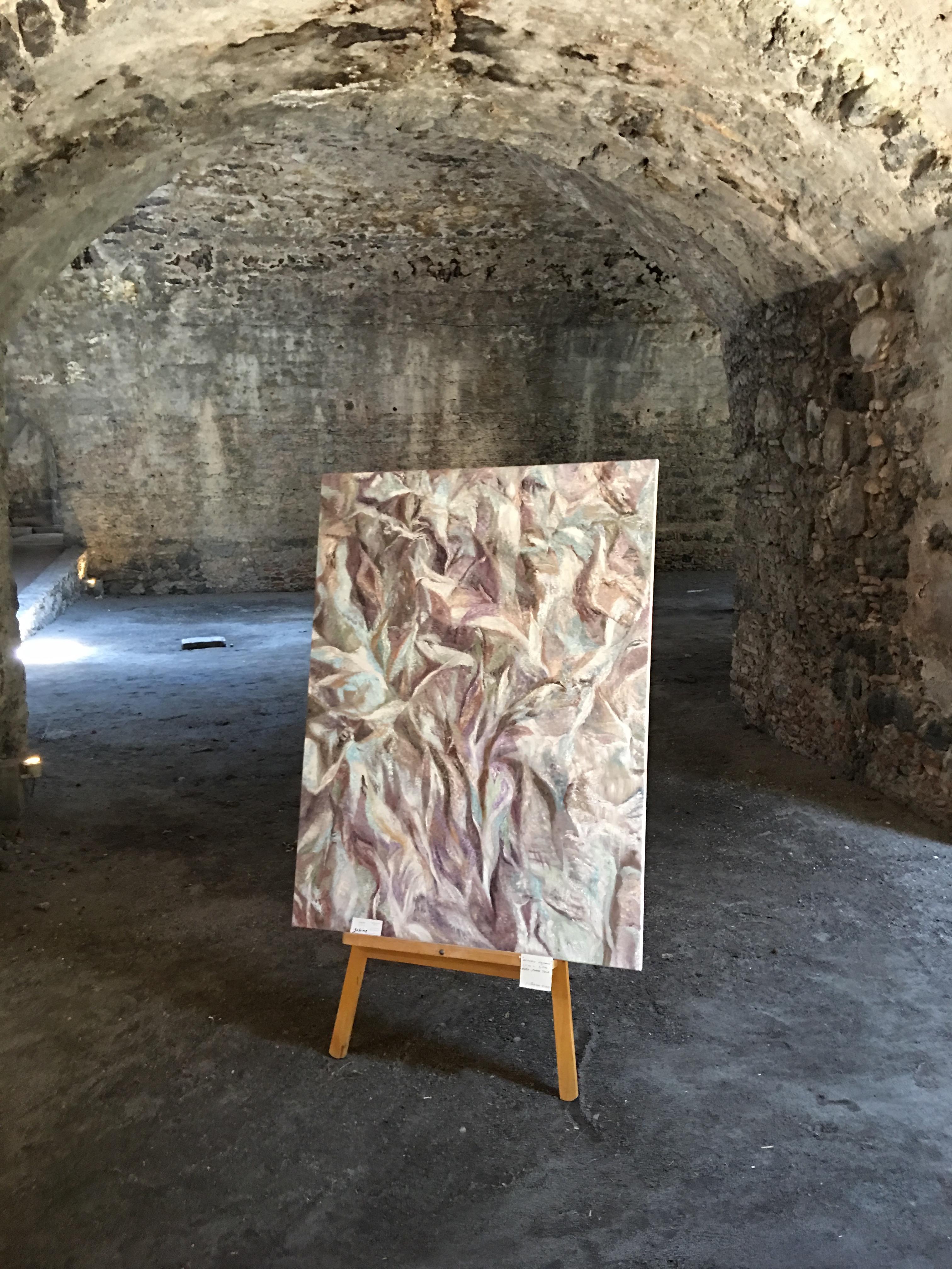 Exposición en Acamilpa