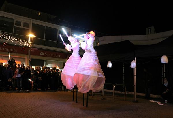 A Winter's Night Carnival Circus Suburbia 2014
