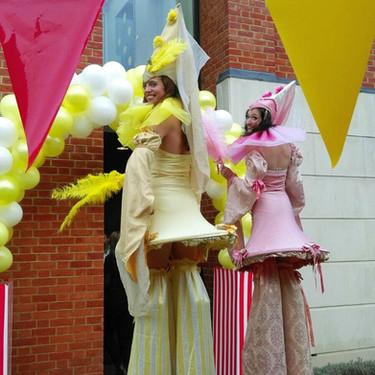The Circus Ladies
