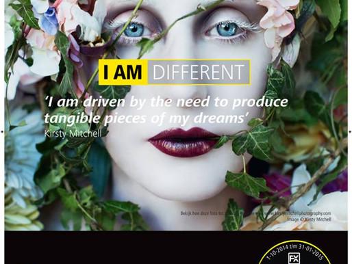 Nikon's I Am Different Campaign