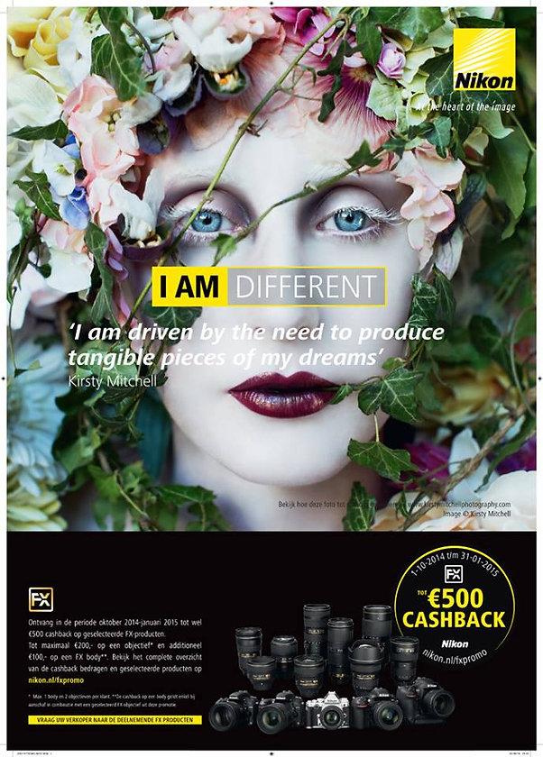 Nikon I Am Campaign