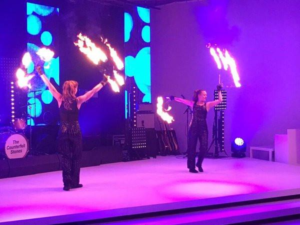 Dream Performance Fire Show