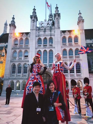 Cool Britannia at Guildhall