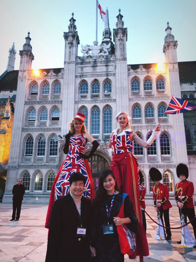 Cool Britannia at Guildhall