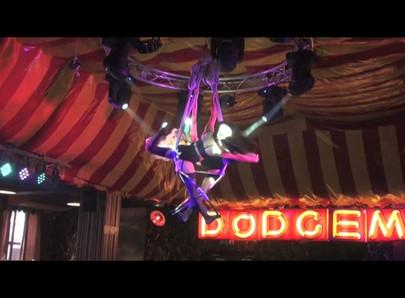Aerial Sphere Cabaret Act