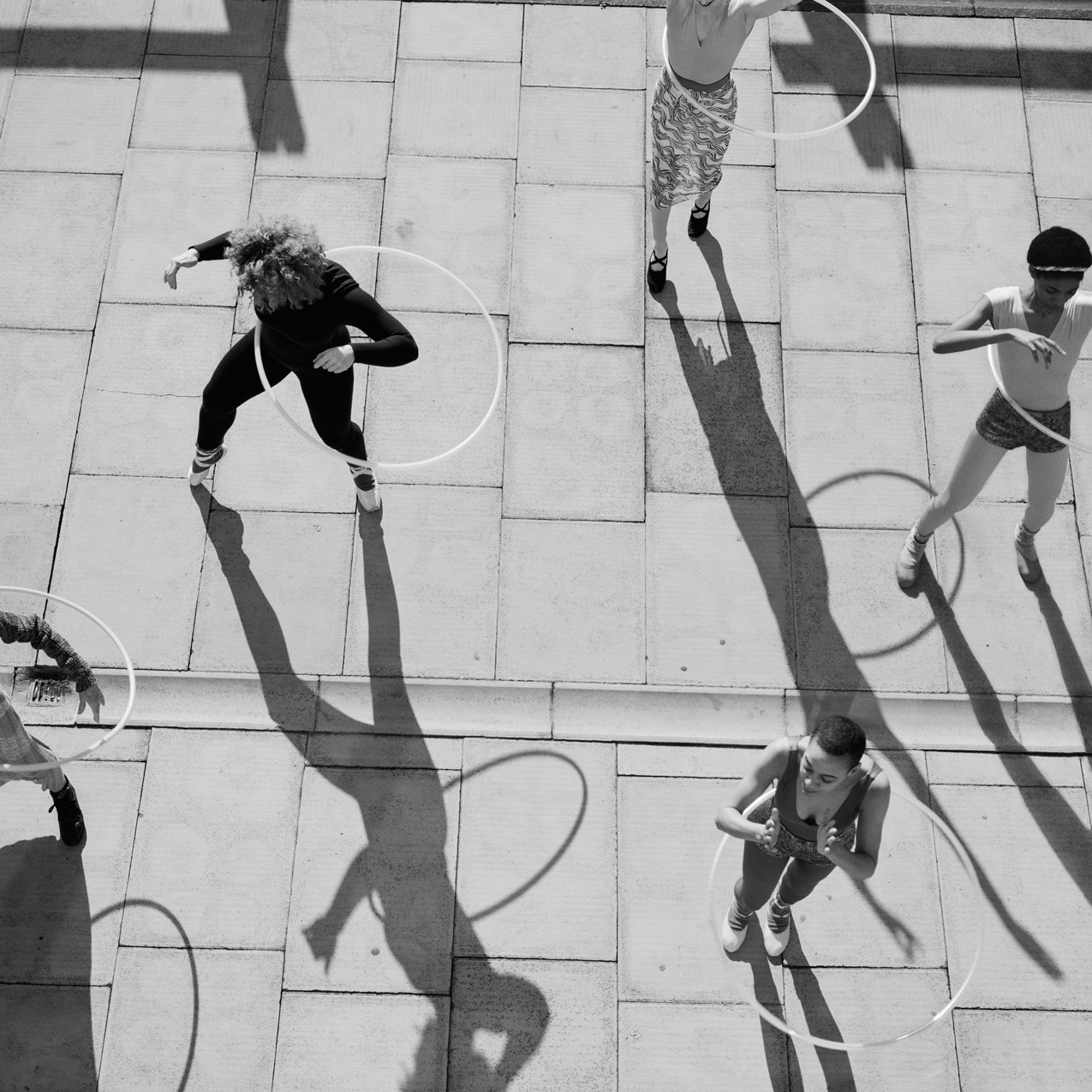 Group Hula Hoop