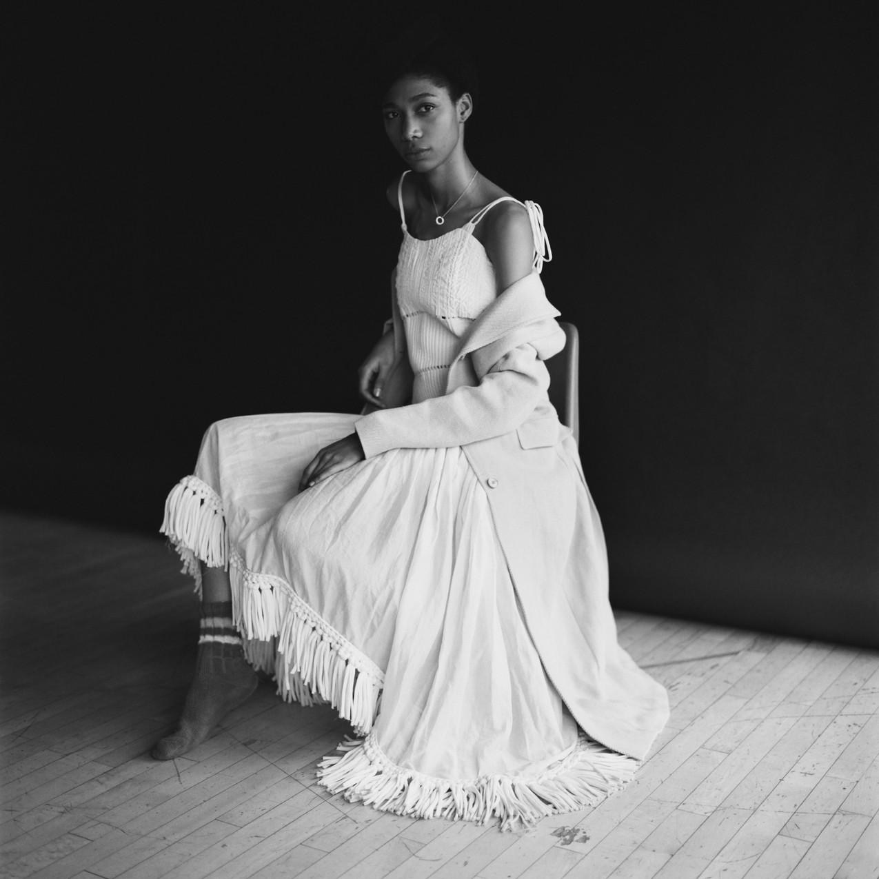 Model Yiara Paola