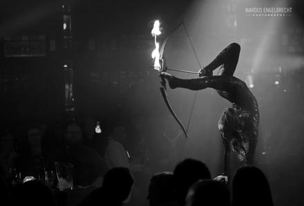 Fire Foot Archery