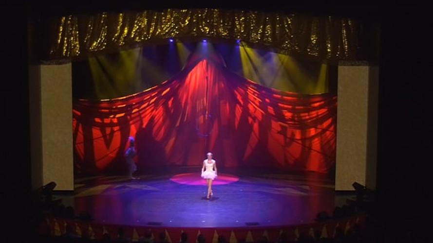 Circus Cabaret Hoop Act