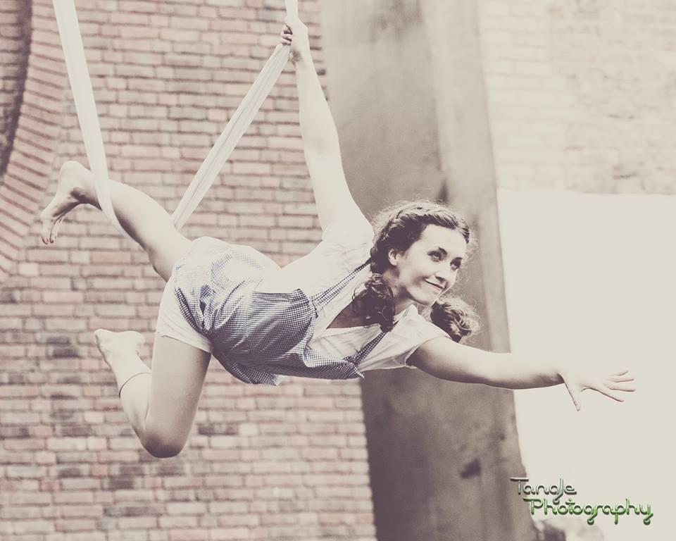 Circus Suburbia by Tangle Photography