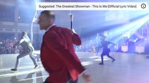 The Greatest Showman Silks and Dance Show