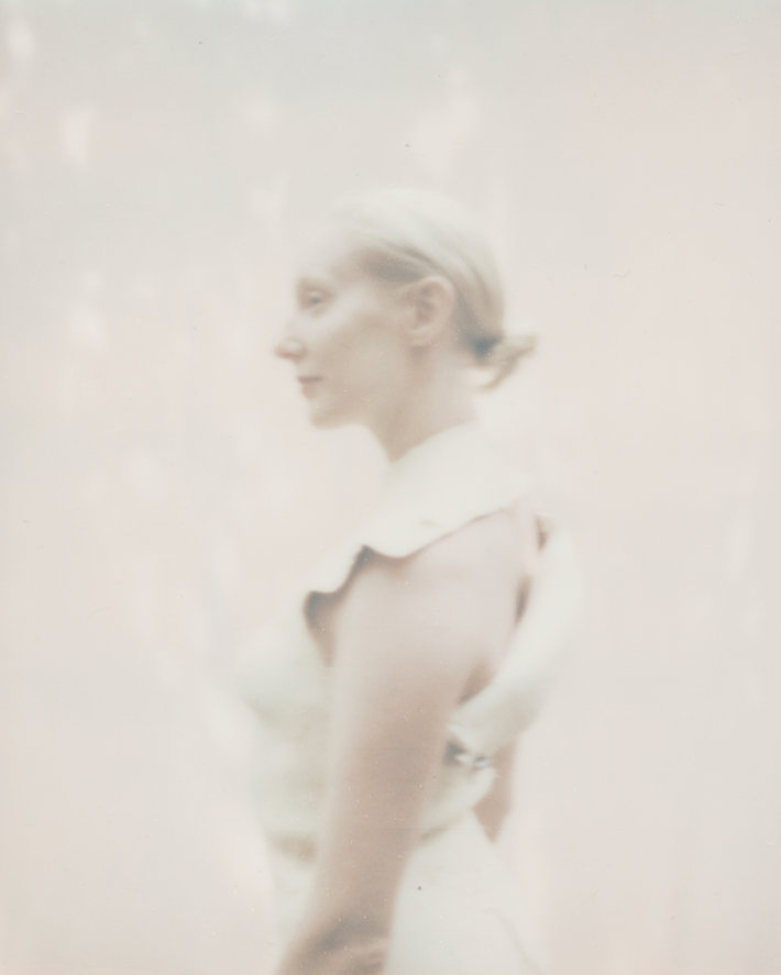 Model Katie Hardwick by Joanna Wierzbicka