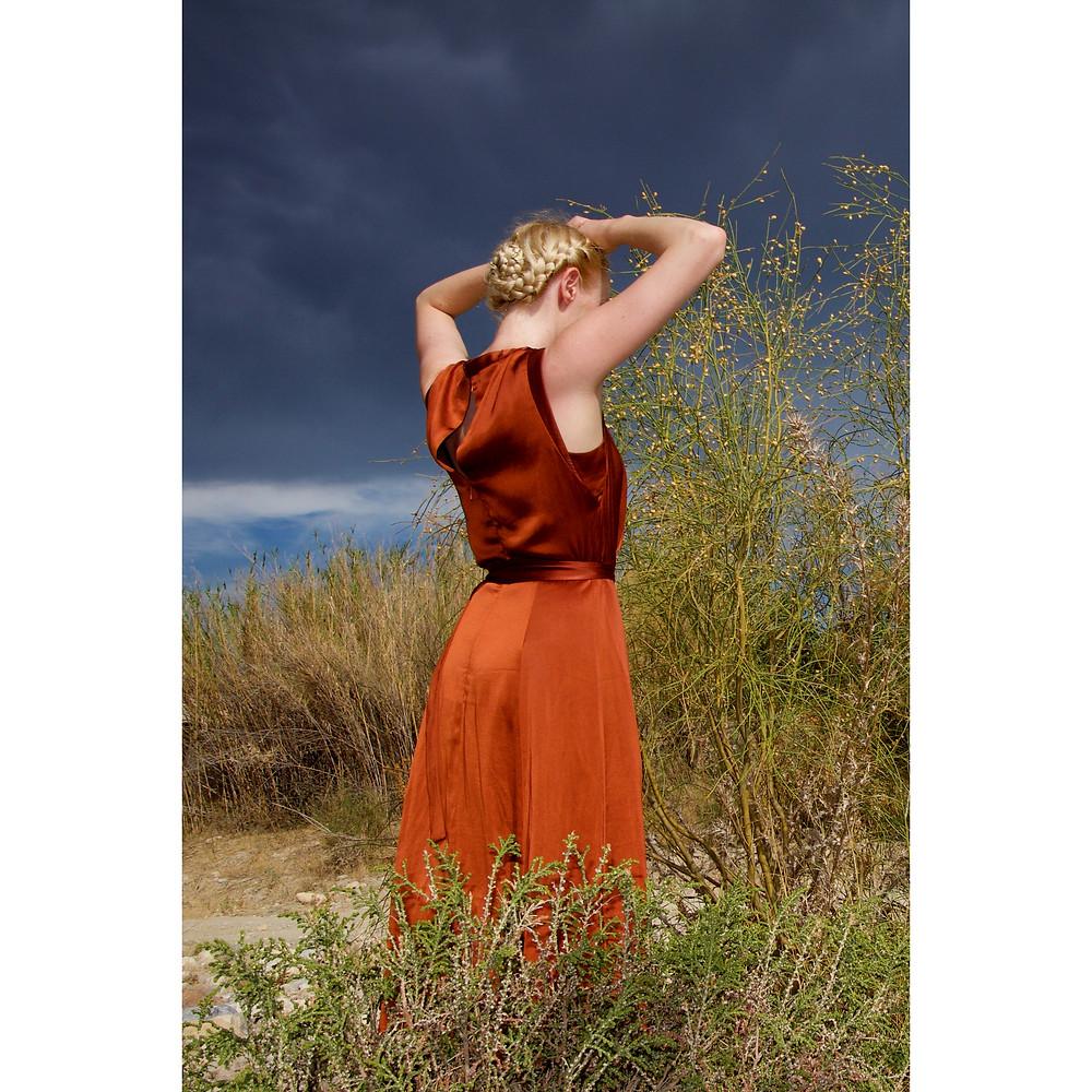 Photographer Rosie Hardwick model Katie Hardwick