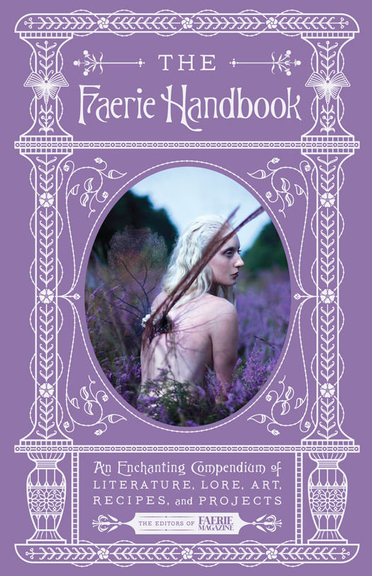The Faerie Handbook Cover