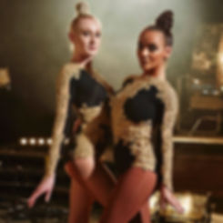 Chelsee Healey with Starfiz Aerial ITV