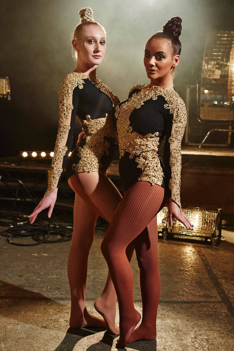 Katie Hardwick & Chelsee Healey on Get Your Act Together