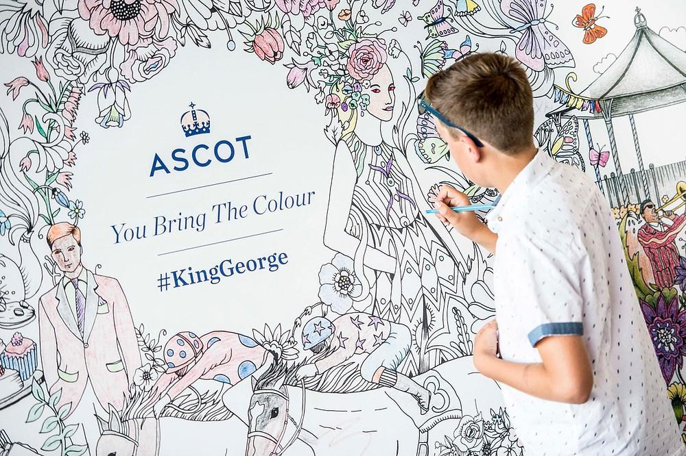 Ascot 2016 King George Weekend Entertainment