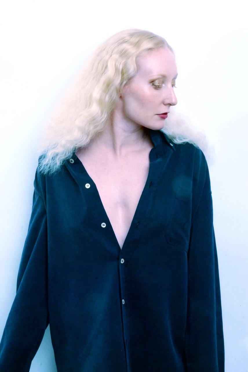 Ethereal character model Katie Hardwick