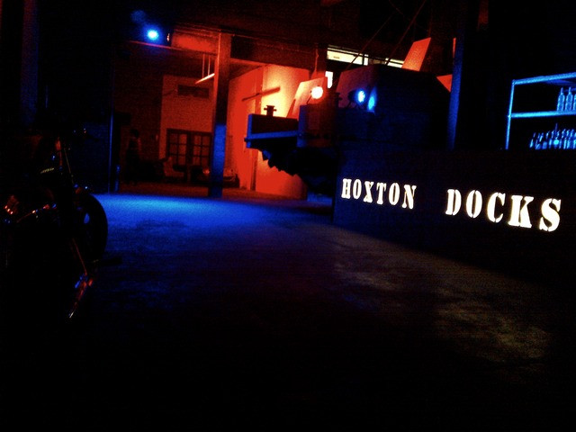 Hoxton Docks events space