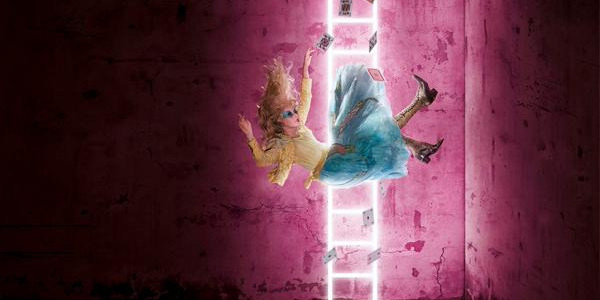 Alice Underground Poster