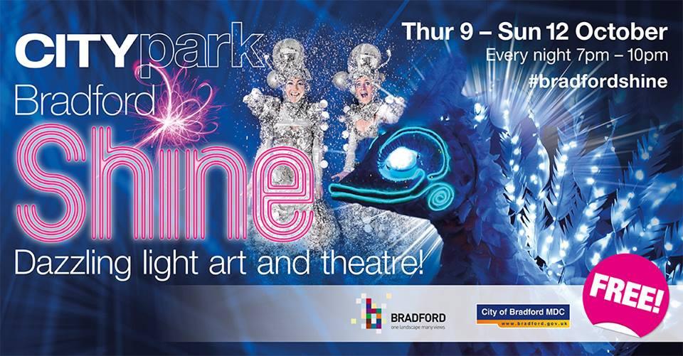 Bradford Shine Poster