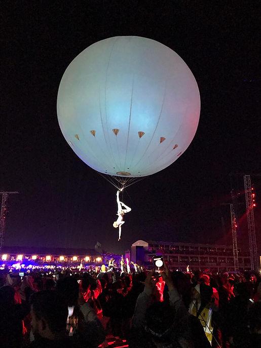 Heliosphere performance