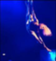 Cirque Lumiere Aerial Net Act Katie Hardwick
