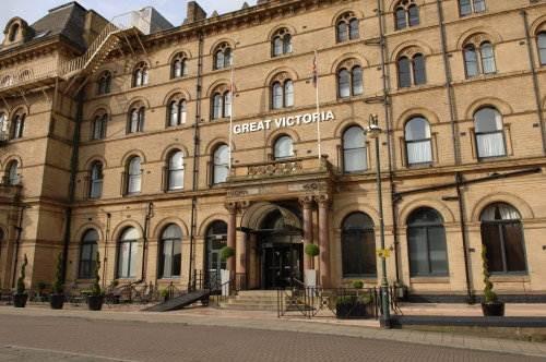 Great Victoria Hotel Bradford