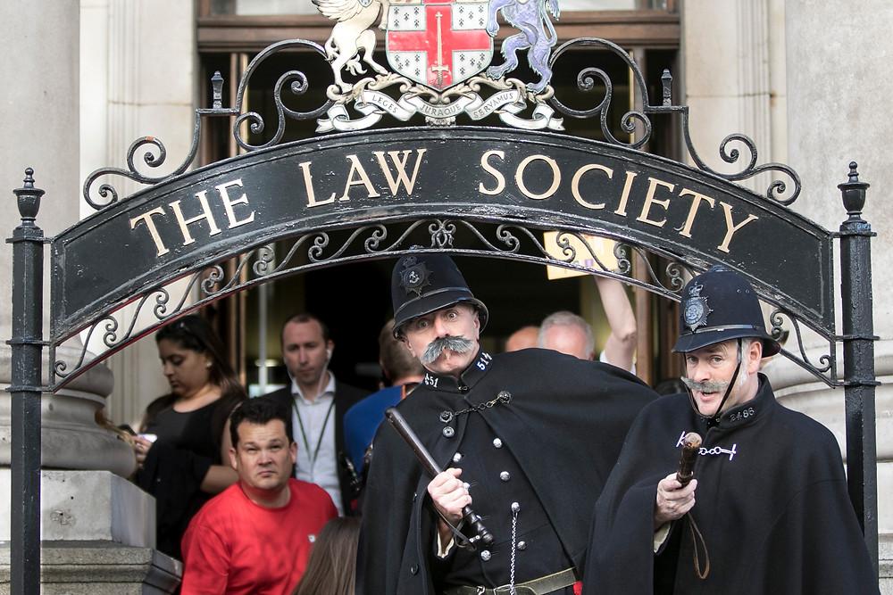 The Law Society London Legal Walk