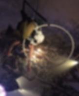 Dodo aerial hoop Alice Underground 2017
