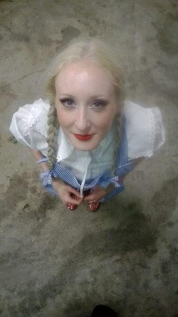 Dorothy Wizard of Oz circus act