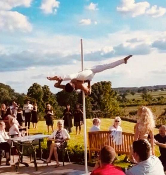 Pole Dance Act