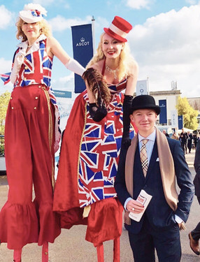 Cool Britannia at Ascot