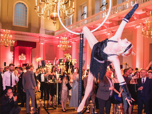 Roaring Twenties at Banqueting House