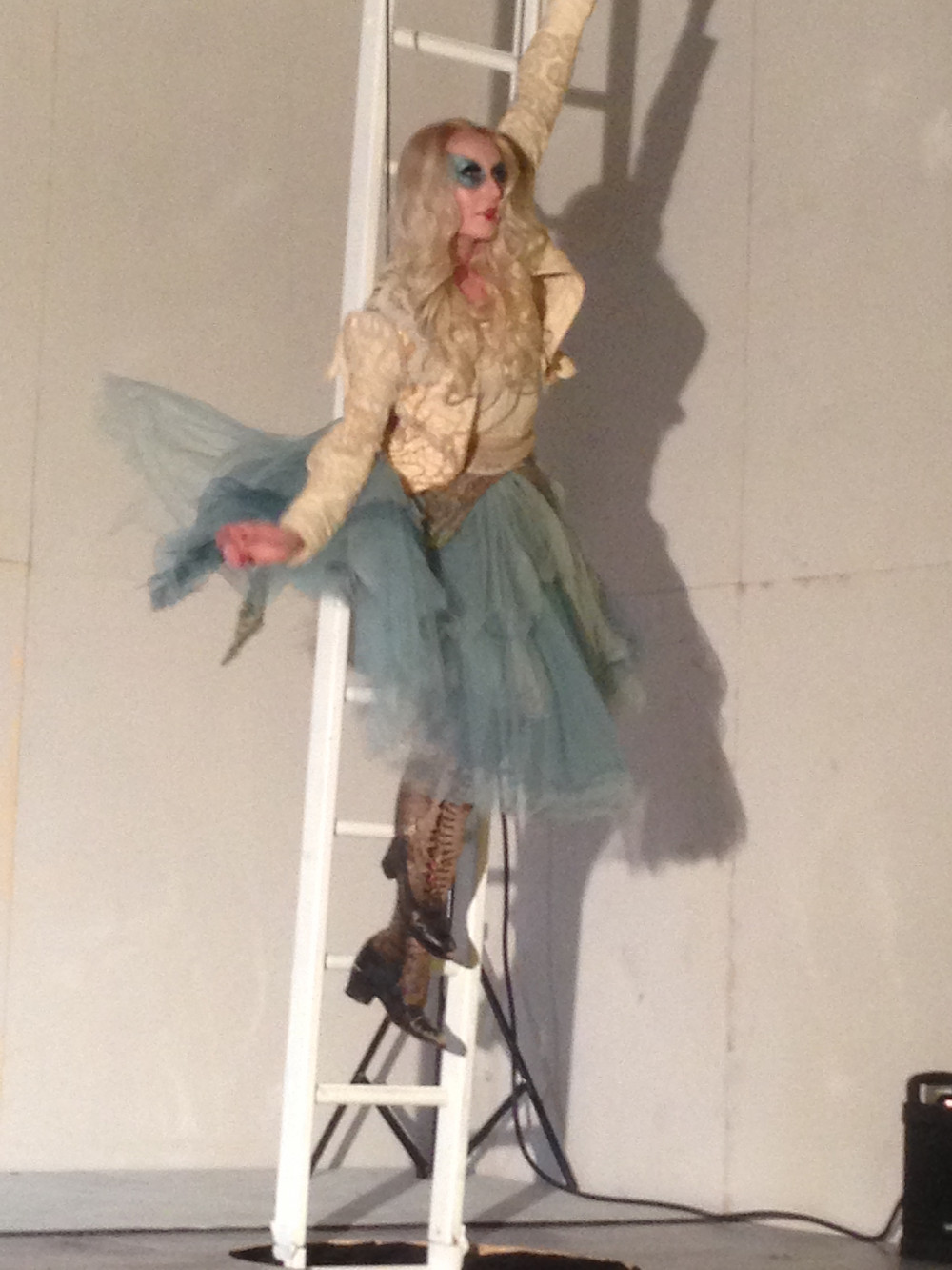Alice Underground Model