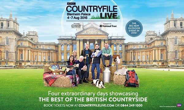 BBC Countryfile Live 2016 poster