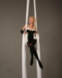 swinging sixties silks act