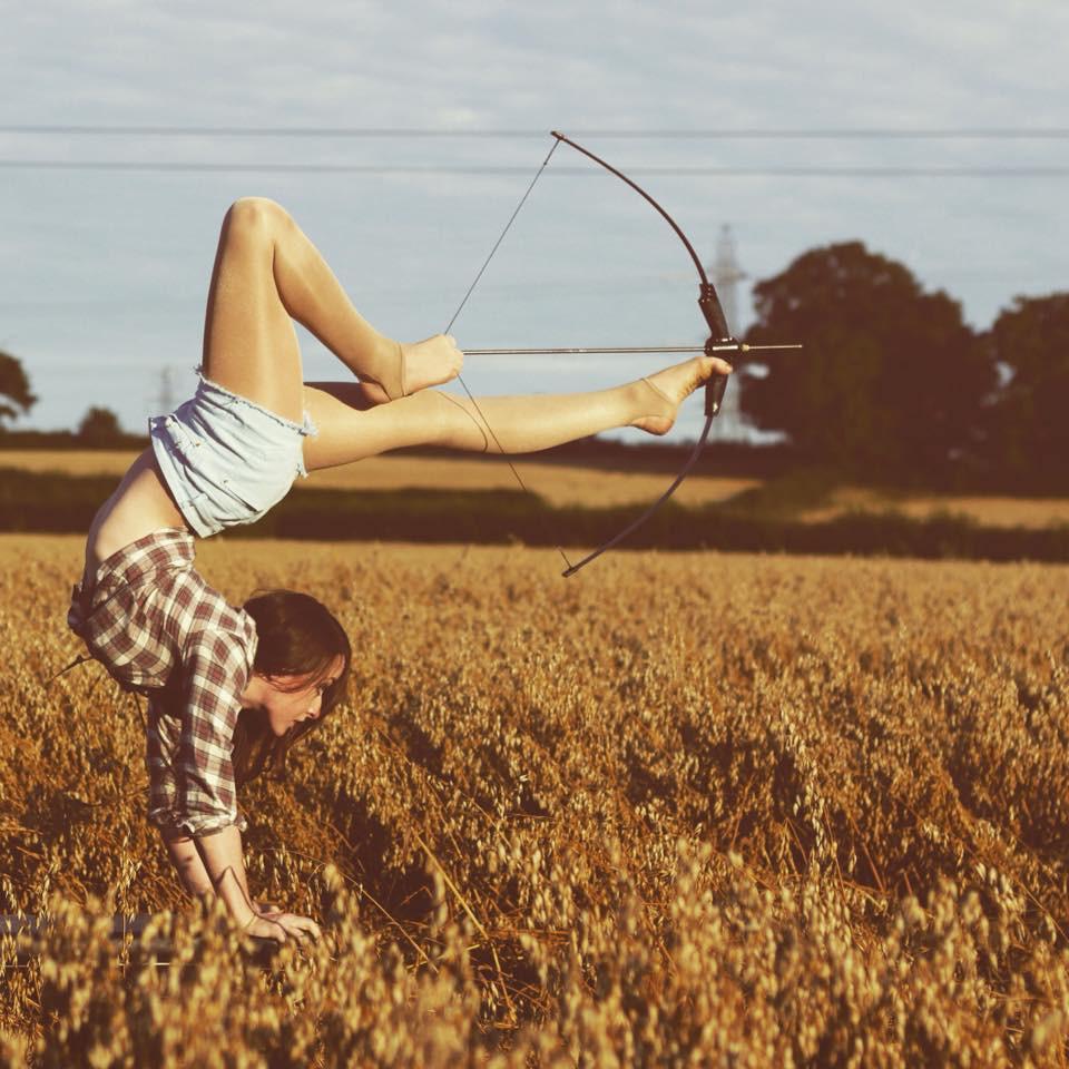 Foot Archery