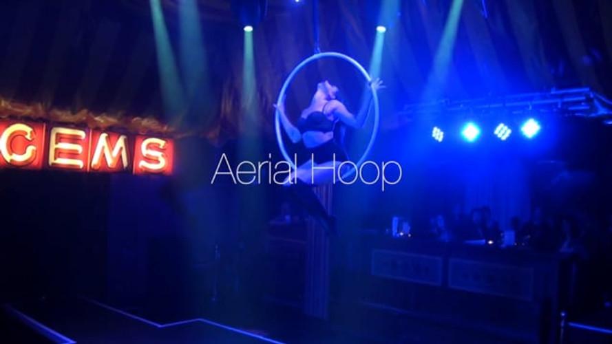 Aerial Hoop Act