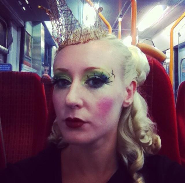 circus performer London