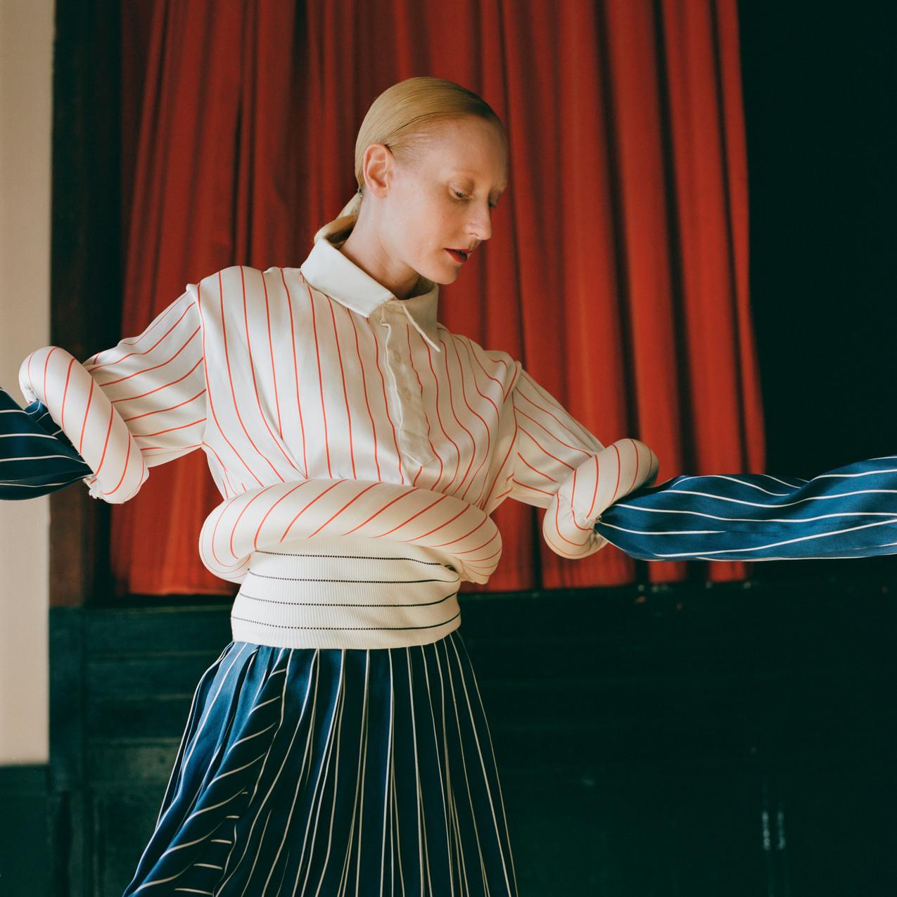 Model Katie Hardwick