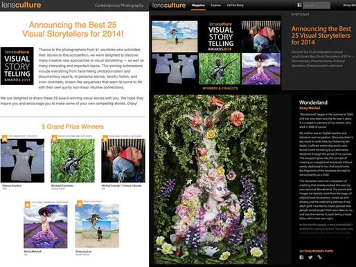 Wonderland is a LensCulture Visual Storytelling Winner